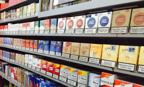 Wir liefern ihnen auch Tabak